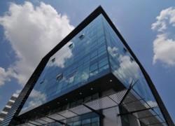 Cladire de birouri Cubic Center - Proiecte de referinta - fatade realizate cu solutii Sika in