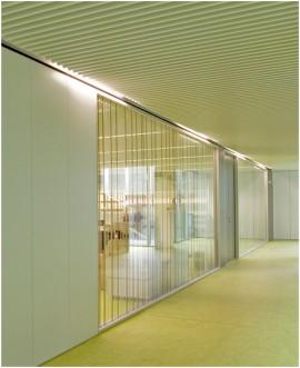 Sistem de compartimentari interioare modulare demontabile - PRIMACY - Sistem de compartimentari interioare modulare demontabile - PRIMACY