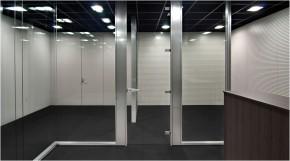 Compartimentare interioara modulara demontabila - PRIMACY 2 - Sistem de compartimentari interioare modulare demontabile - PRIMACY 3