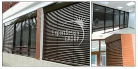 Jaluzele exterioare - Cotroceni Business Park Bucuresti - Proiecte de referinta