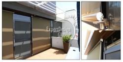 Rolete exterioare - Complex rezidential Otopeni - Proiecte de referinta