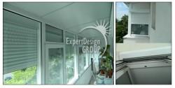 Rulouri exterioare - Cartier rezidential Bucuresti - Proiecte de referinta