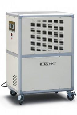 Dezumidificator industrial - DH 95 S - Dezumidificatoare pentru industrie - TROTEC