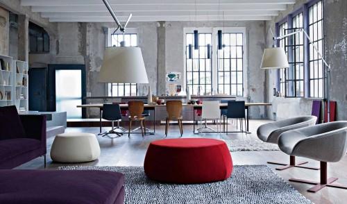 1 - Un apartament personalizat: artistic, independent si tineresc