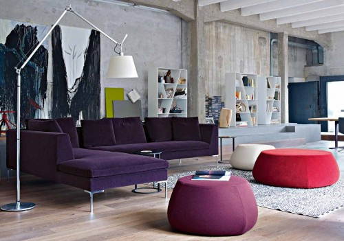 2 - Un apartament personalizat: artistic, independent si tineresc