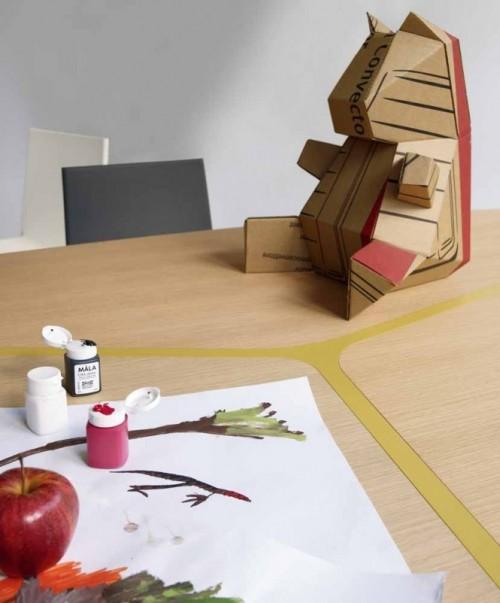 5 - Un apartament personalizat: artistic, independent si tineresc