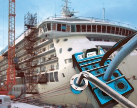 Naval - Referinte Roxtec la nivel global
