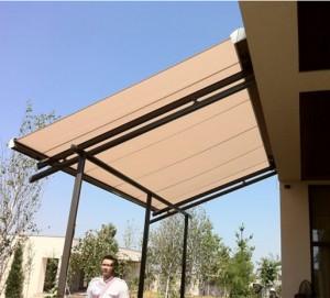 Parasolar - Veranda EOS - Pergole solare - GAVIOTA SIMBAC