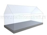 Fundatie tip radier (cu placa groasa de beton) - Forma fundatiilor