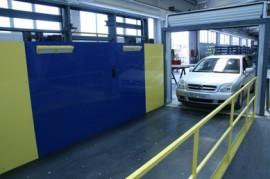 Platforme auto hidraulice - Ascensoare auto