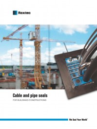 Aplicatii in cladiri - constructii - Exemple de utilizare Roxtec