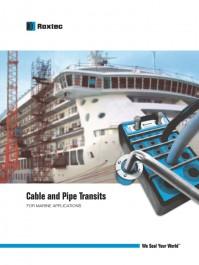 Aplicatii maritime - Exemple de utilizare Roxtec