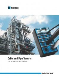 Aplicatii pentru domeniile petrol si gaze naturale - Exemple de utilizare Roxtec