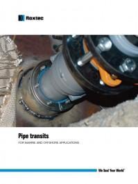 Etansarea conductelor metalice - Exemple de utilizare Roxtec