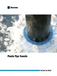 Etansarea conductelor din plastic - Exemple de utilizare Roxtec
