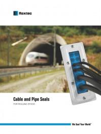 Aplicatii in industria feroviara - Exemple de utilizare Roxtec