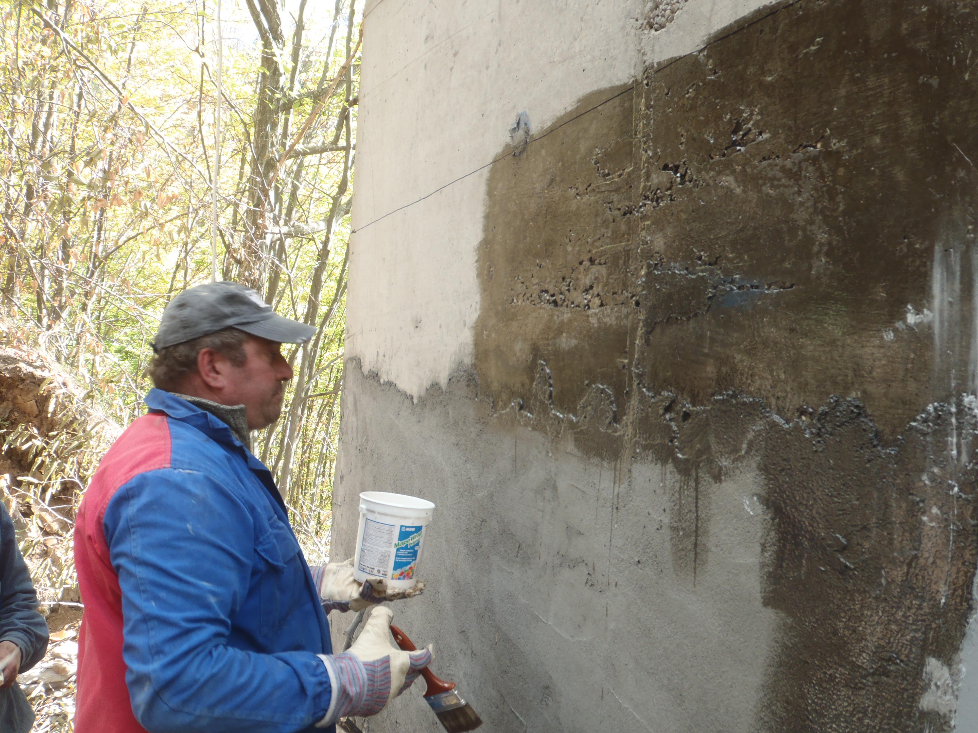 Reabilitarea viaductului valea lui stan for Mapei epojet