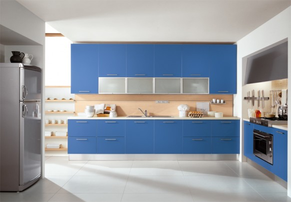 Bucatarii albastre - Bucatarii albastre