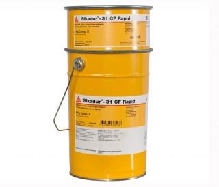 Sikadur®-31 CF Rapid  - Adeziv si mortar de reparatie bi-component, tixotropic - Mortare epoxidice pentru reparatii
