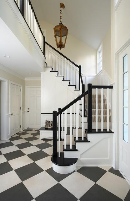 Cook Architectural Design Studio - Stilul locuintei influenteaza si designul scarilor