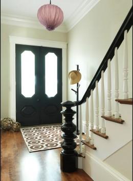 Rachel Reider Interiors - Stilul locuintei influenteaza si designul scarilor