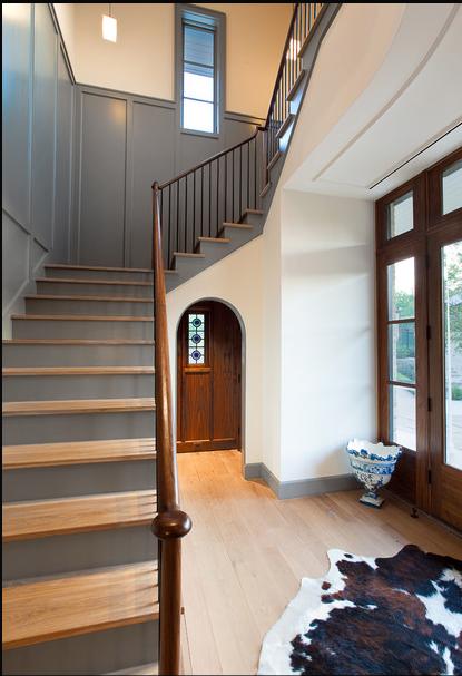 Tim Cuppet Architects - Stilul locuintei influenteaza si designul scarilor