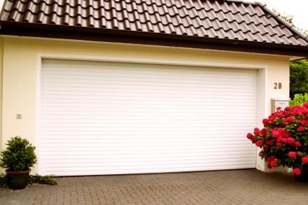 Usi de garaj tip rulou cu lamela de 77 mm - Usi de garaj tip rulou cu lamela de 77