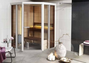 Sauna traditionala (uscata) - IMPRESSION - Saune traditionale (uscate) - TYLO
