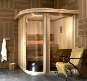 Sauna de lux - SPACE VISION - Saune de lux - mixte - TYLO