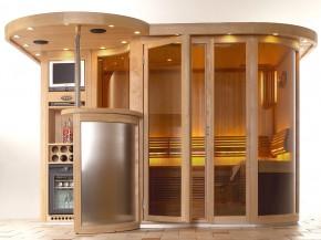 Sauna de lux - VITAL VISION - Saune de lux - mixte - TYLO