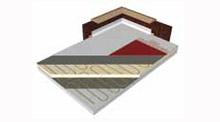 SikaRoof® MTC Cold Bonding - Sisteme de hidroizolatie la acoperisuri