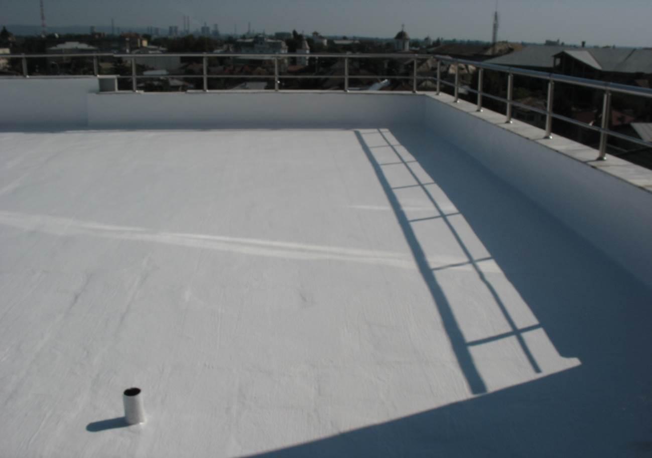 Acoperis Reabilitat Sika Roof MTC 12 - Proiect hidroizolare acoperis SikaRoof MTC 12 - Administratia Financiara