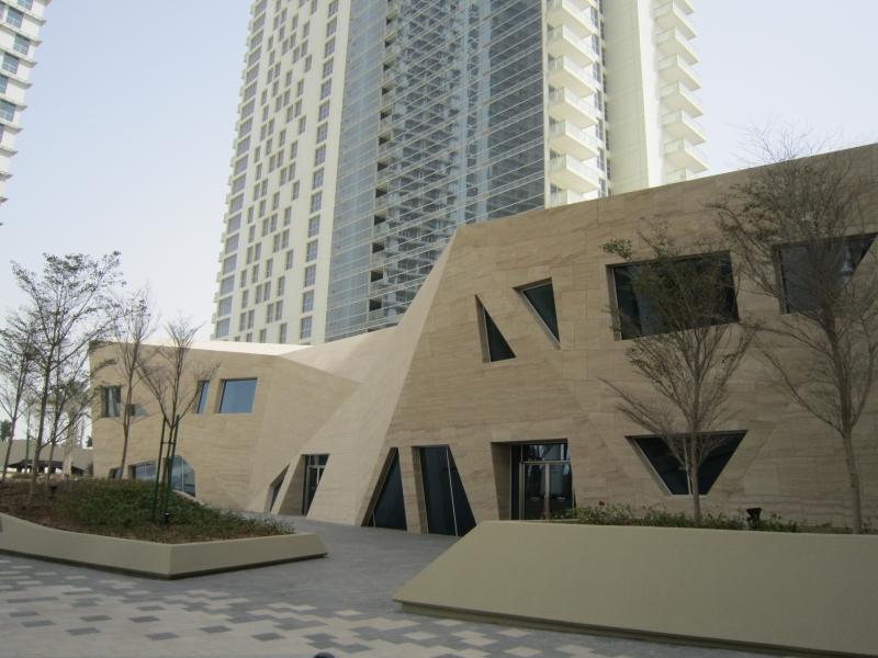 Rihan Heights Club House, Abu Dhabi - Proiecte internationale hidroizolare acoperis