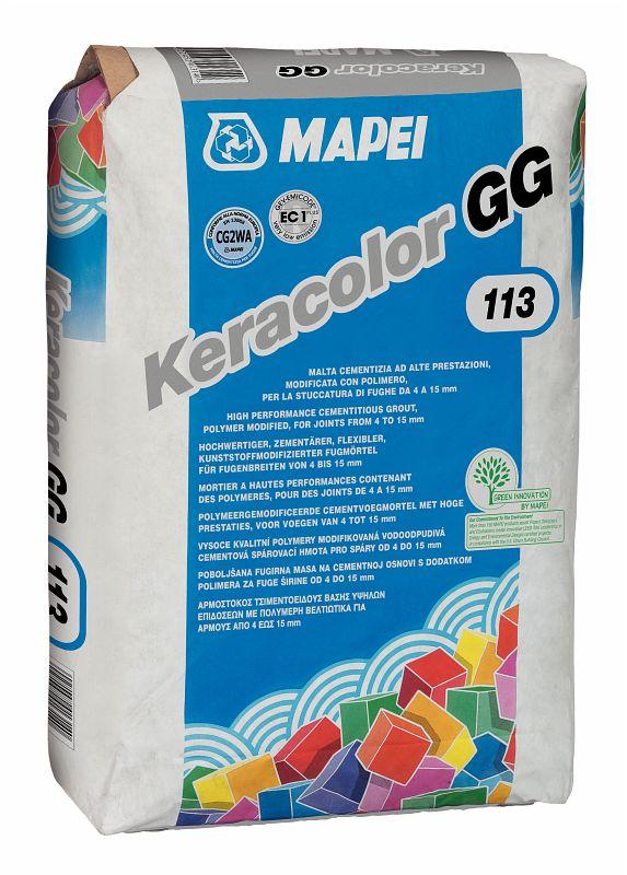 Keracolor GG - Gama de materiale pentru chituirea rosturilor rigide