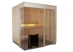 Sauna traditionala (uscata) - EVOLVE Plus GC - Saune traditionale (uscate) -EVOLVE TYLO