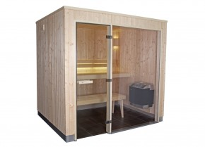 Sauna traditionala (uscata) - EVOLVE Plus GF - Saune traditionale (uscate) -EVOLVE TYLO