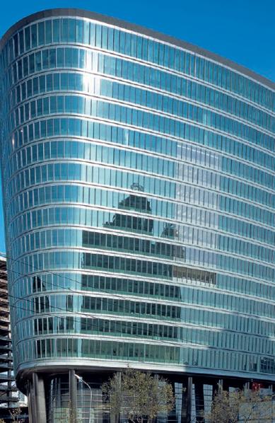 Cladirea CNOOC Beijing China Kohn Pedersen Fox Associates PC - Sika - Privind dincolo de sticla