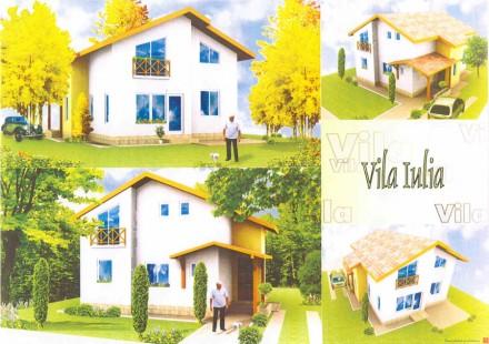 Proiect vila Iulia - Proiect vila Iulia
