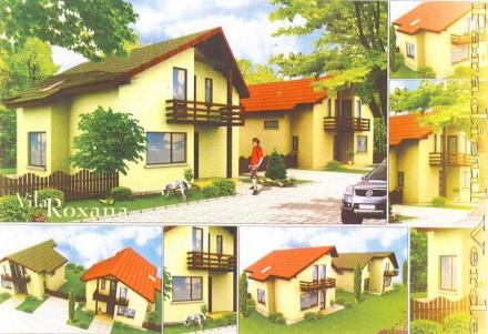 Proiect vila Roxana - Proiect vila Roxana
