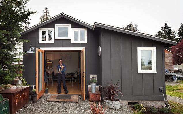 Untitled-1 - Din garaj, o casuta perfect locuibila. Daca ai o viziune