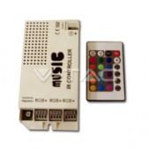 Controler infrarosu cu Sound Senzor cu Telecomanda - Controlere LED