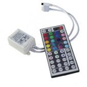Controler infrarosu cu Telecomanda 44 Butoane - Controlere LED
