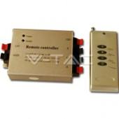 Radio controler cu Telecomanda 4 Butoane - Controlere LED