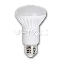 Bec LED - 8W Е27 R63 Epistar Chip 4500K - Becuri cu led