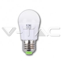 Bec LED - 3W E27 A40 Epistar Chip Alb - Becuri cu led