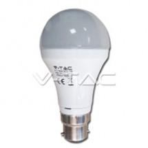 Bec LED - 7W B22 A60 Epistar Chip Alb - Becuri cu led