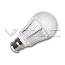 Bec LED - 10W B22 SamsungChip Alb - Becuri cu led