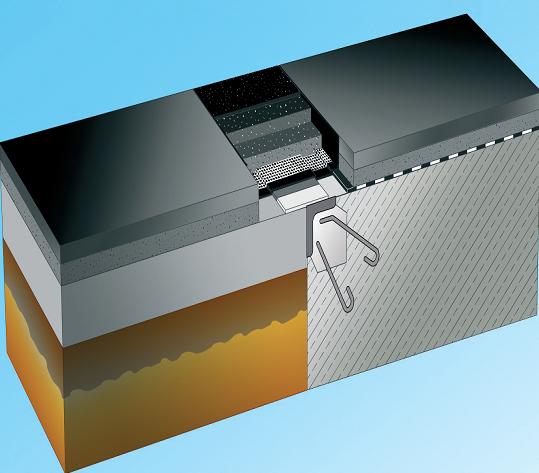 Rosturi de dilatatie in imbracaminti asfaltice impermeabile - Nafutekt Plus