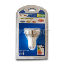Spot cu LED - GU10V - TAC Blister Pack - Spoturi cu led