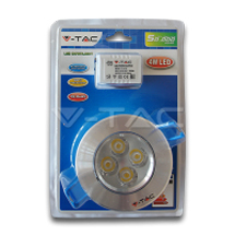 Spot cu LED V - TAC Blister Pack  - Spoturi cu led